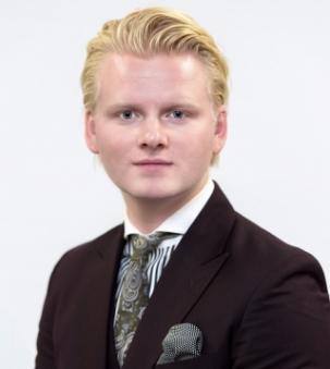 Gunnar Gunnarsson Portrait