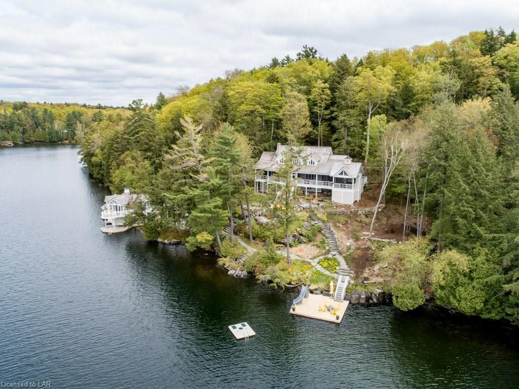 392 stanley house road, Rosseau Ontario, Canada Located on Lake Joseph