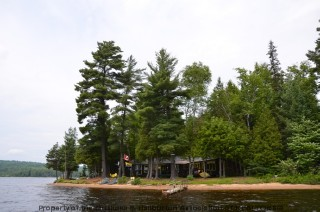 1796 HARRIS RD, Oxtongue Lake Ontario, Canada Located on Oxtongue Lake