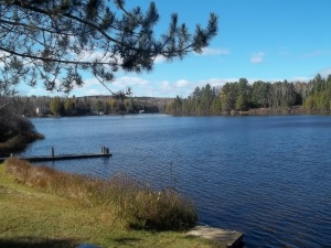 Monteagle Township Ontario, Canada Located on Graphite Lake