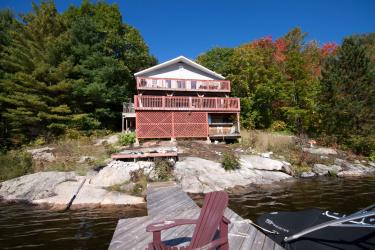 173 rankin lake road, Parry Sound Ontario, Canada Located on Rankin Lake