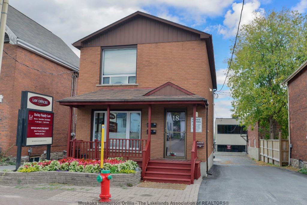 18 MATCHEDASH ST North, Orillia, Ontario, Canada