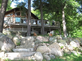 68 GILMOUR POINT ROAD, North Kawartha Ontario, Canada Located on Chandos Lake