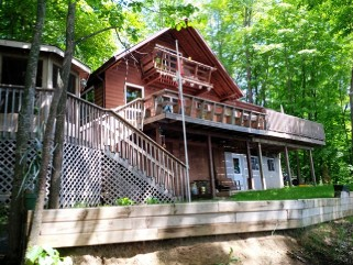 544 JENNISON RD, Marmora and Lake Township Ontario, Canada Located on Dickey Lake