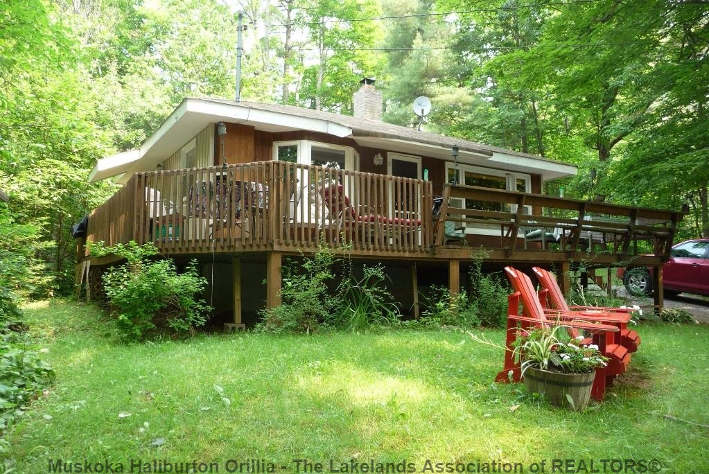 1013 SPALDING DR, Algonquin Highlands Ontario, Canada Located on Halls Lake