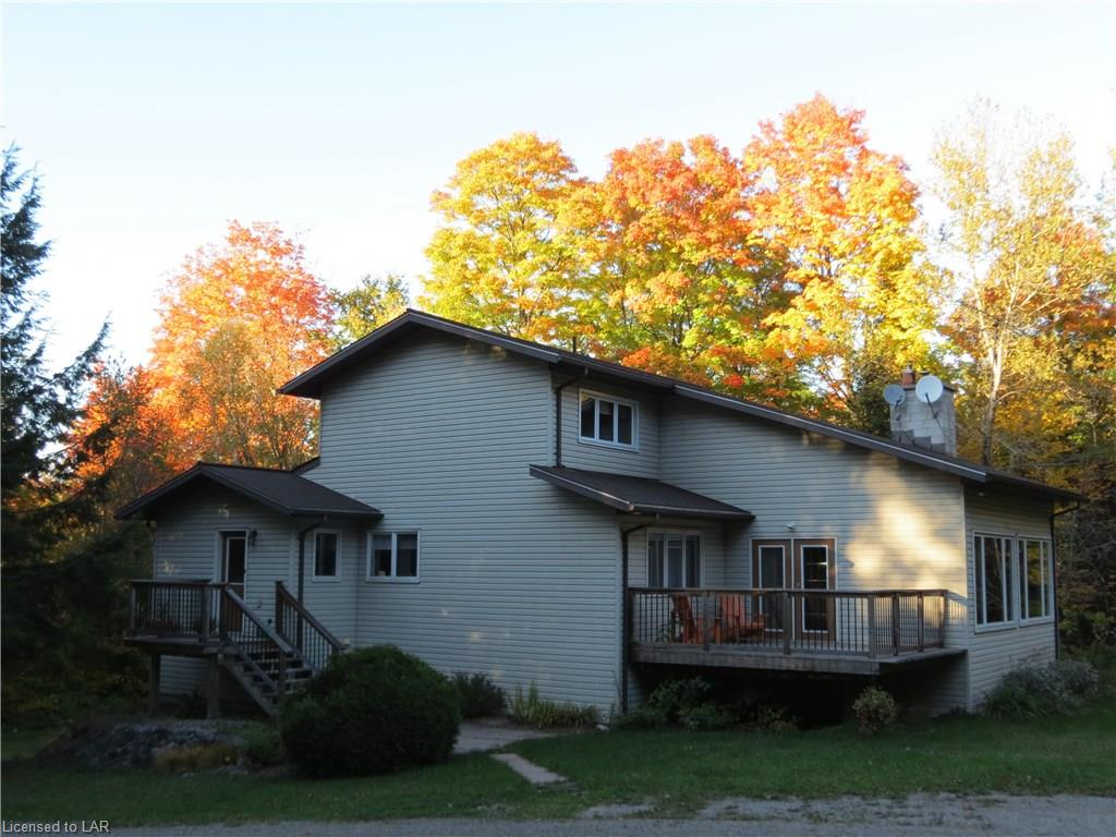 1570 KENNISIS LAKE Road, Haliburton Ontario, Canada