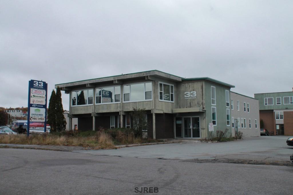 33-37 hanover street, Saint John New Brunswick, Canada