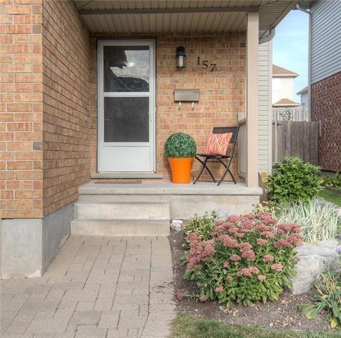 157 windflower drive, Kitchener Ontario, Canada