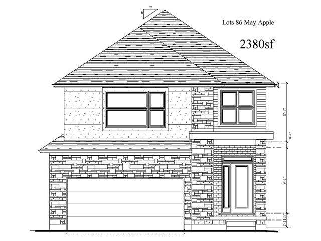 lot #86 mayapple street, Waterloo Ontario, Canada