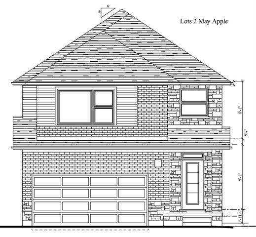 lot #2 mayapple street, Waterloo Ontario, Canada