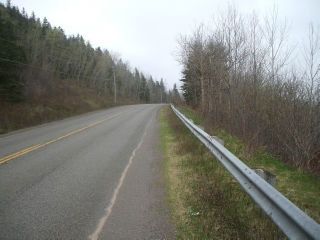 - Route 820, Upham New Brunswick