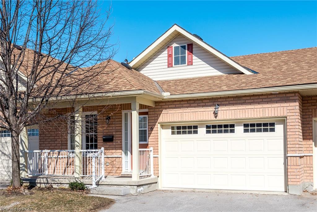 877 WENTWORTH Street Unit# 6, Peterborough Ontario, Canada