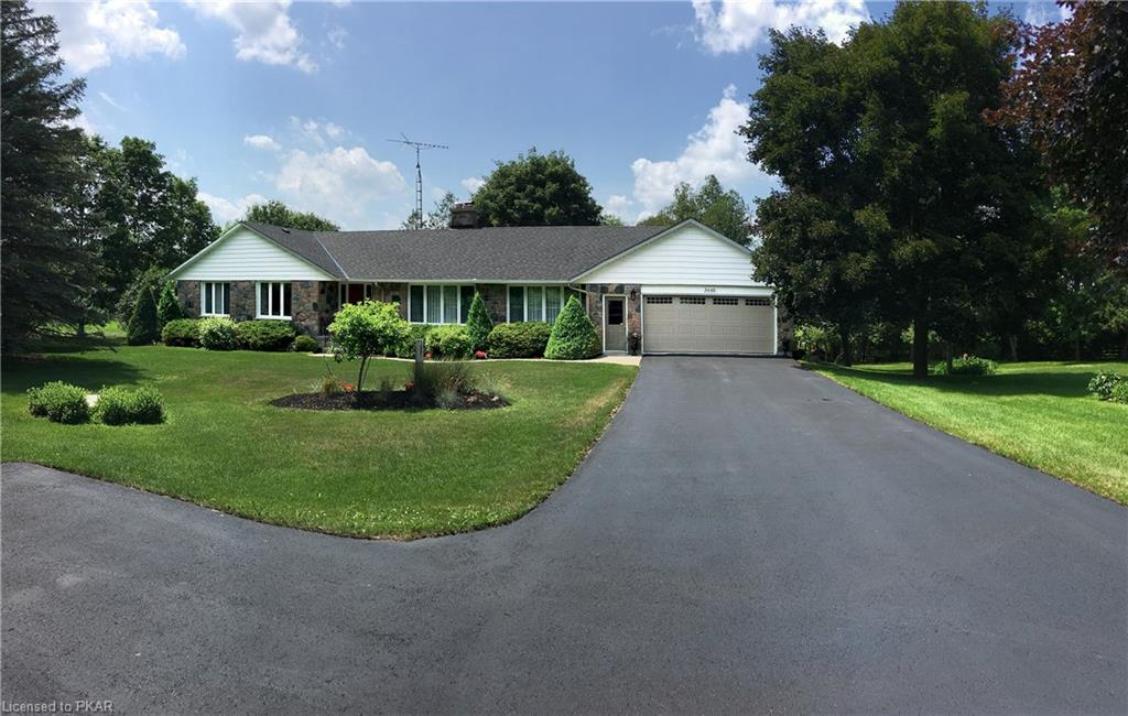 3448 WALLACE POINT Road, Peterborough Ontario, Canada