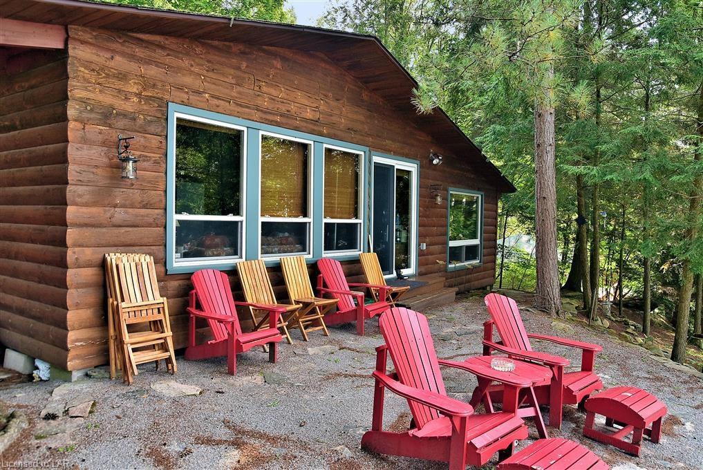 1129 grass lake road, Haliburton Ontario Canada Located on Grass Lake