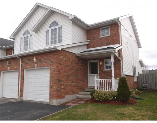 21 brandy cr, Kitchener Ontario, Canada