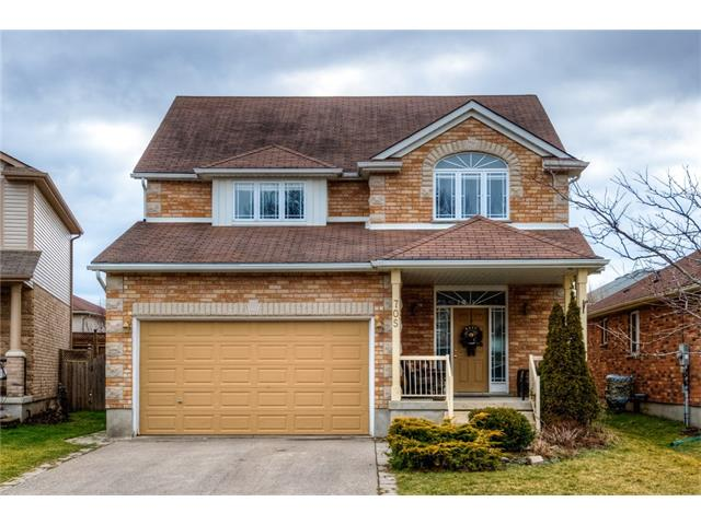 705 breakwater crescent, Waterloo Ontario, Canada