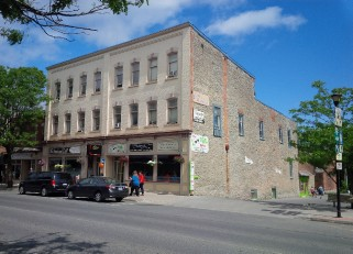252-256 main st east, Picton Ontario, Canada
