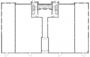 Office and Retail Floor Plans - The Capel Building