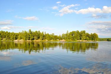 Archipelago South Ontario, Canada
