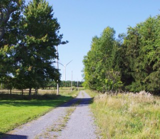 1342 4th line rd, Wolfe Island Ontario, Canada