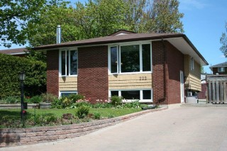 222 crown cres, North Bay Ontario, Canada