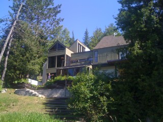 65 wildcherry lane, North Bay Ontario, Canada Located on Trout Lake