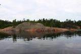 . south benjamin island, Algoma Mills Ontario, Canada