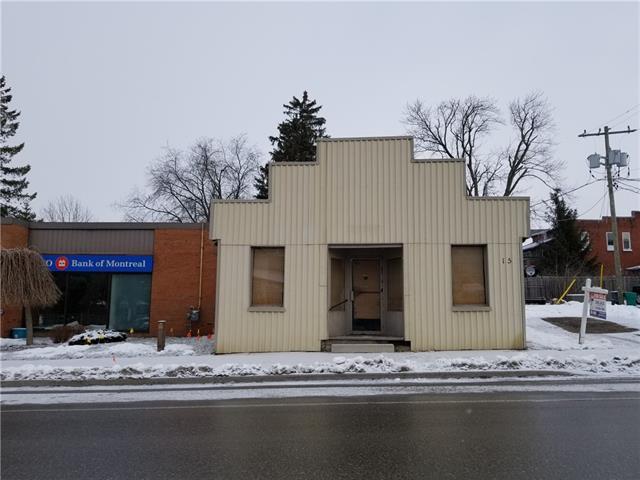 15 oxford street, Drumbo Ontario, Canada