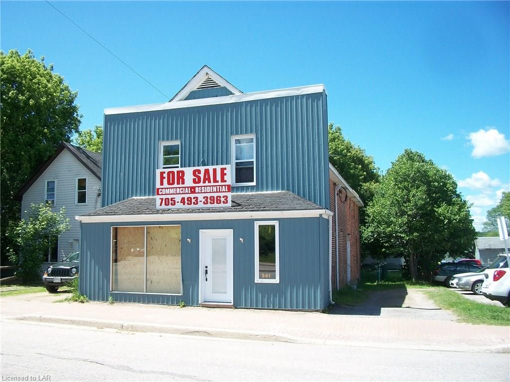 541 main street, Powassan Ontario, Canada