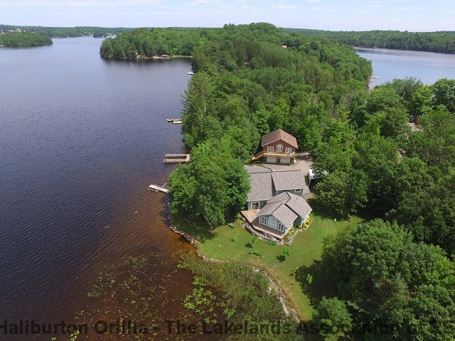 180 WRIGHT POINT ROAD, Port Loring Ontario, Canada Located on Wilson Lake