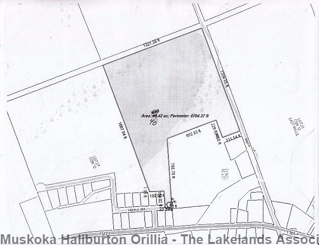 HILLTOP ROAD, Port Loring Ontario