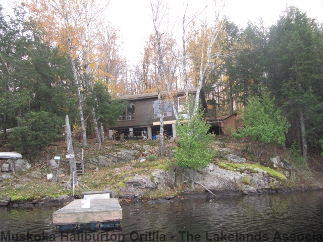 251 wilson lake, Port Loring Ontario, Canada Located on Wilson Lake