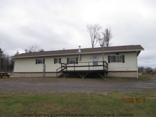 870 SEAGULL LAKE RD North, Port Loring Ontario, Canada Located on Brunne Lake