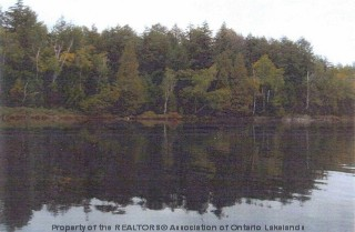 BIG CARIBOU ISLAND LOT 2, Port Loring Ontario, Canada Located on Caribou Lake