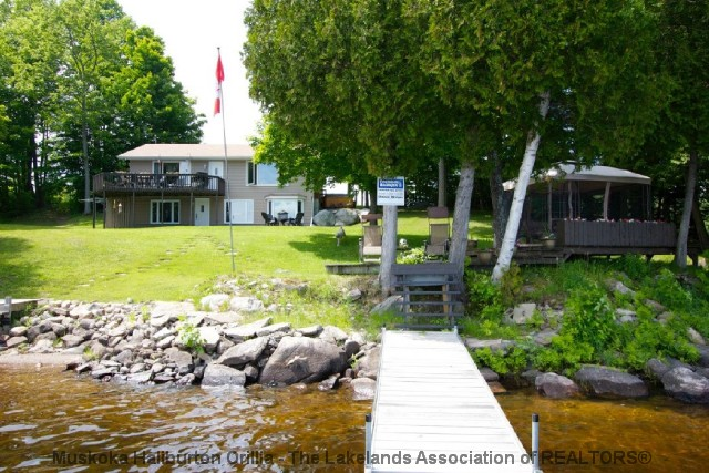 229 odds dr, Restoule Ontario, Canada Located on Restoule Lake