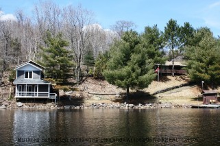 285 BALSAM CREEK RD, Loring Ontario, Canada Located on Pickerel Lake