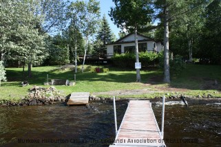 866 PORTER`S LANDING RD, Restoule Ontario, Canada Located on Restoule Lake