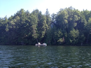 1070 BARNUM LAKE DR, Haliburton Ontario, Canada Located on Barnum Lake