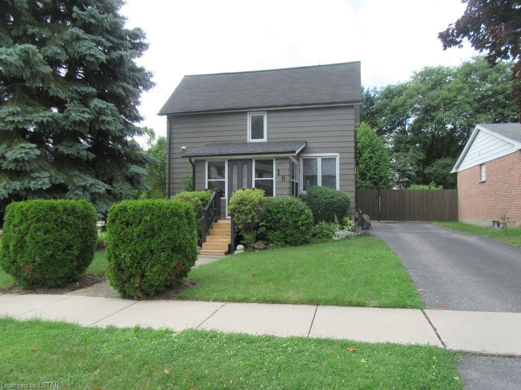 16 PALM Street, St. Thomas, Ontario (ID 277975)