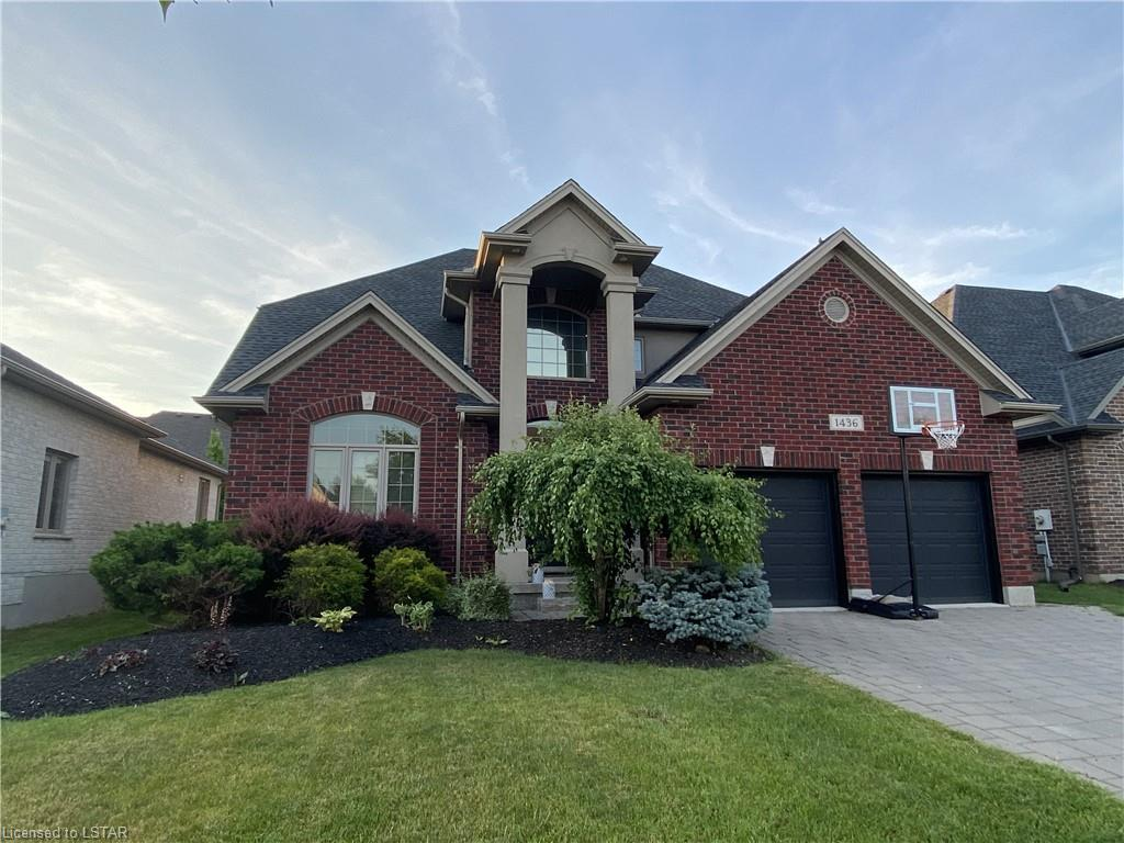 1436 JIM ALLEN Way, London, Ontario (ID 267948)