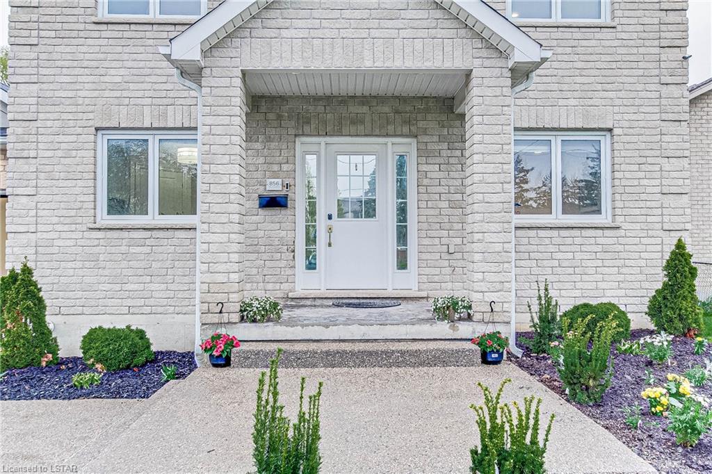 856 WILLOW Drive, London, Ontario (ID 40118741)