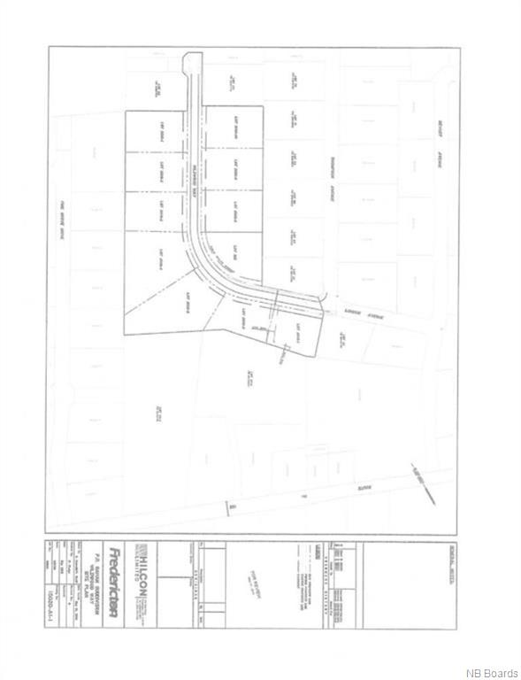 LOT 3 Wildwood Way, Burton, New Brunswick (ID NB023412)