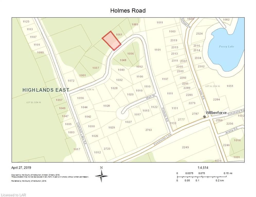 LOT 4 HOLMES Road, Wilberforce, Ontario (ID 226667)