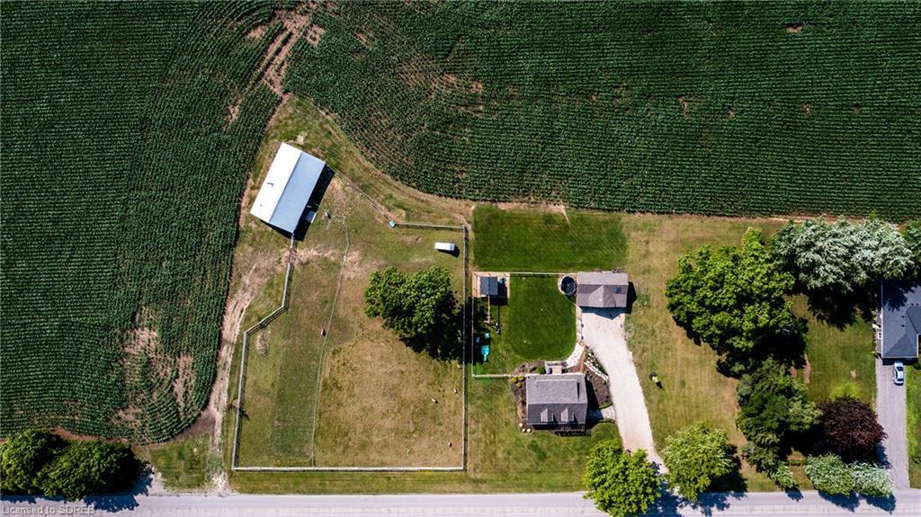 233 ROKEBY SIDE Road, Tillsonburg, Ontario (ID 40132994)