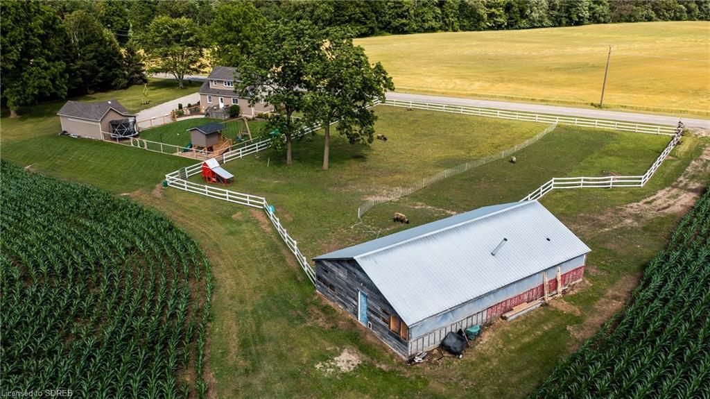 233 ROKEBY SIDE Road, Tillsonburg, Ontario (ID 40140711)