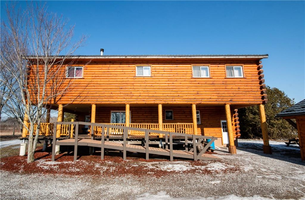 96 CHARLOTTEVILLE 2 Road, St.williams, Ontario (ID 30804492)