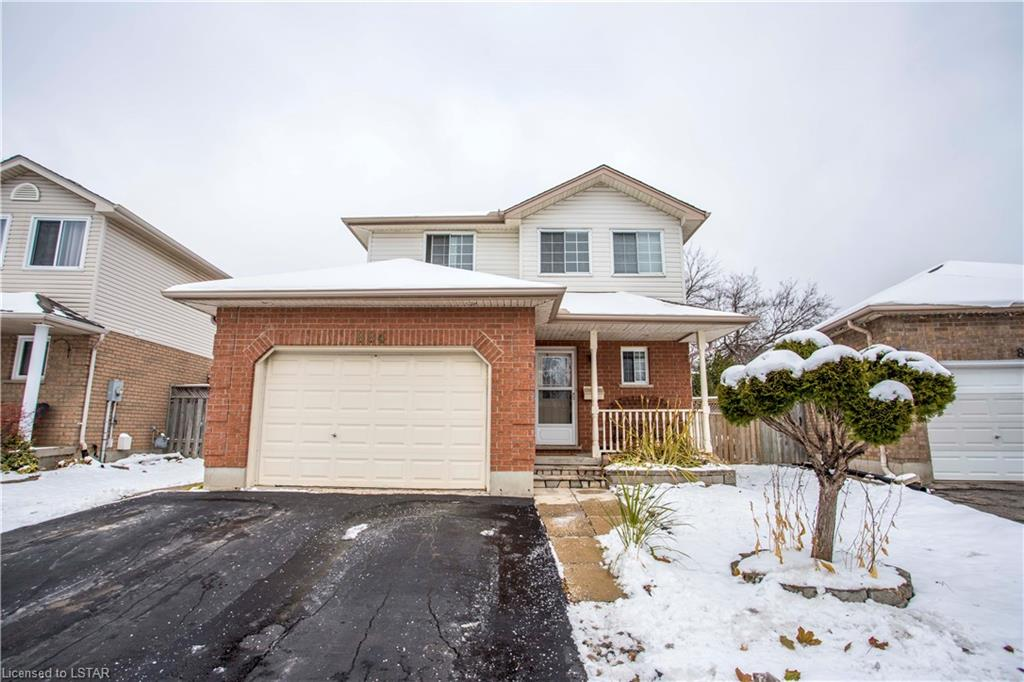 884 THISTLEDOWN Way, London, Ontario (ID 233989)