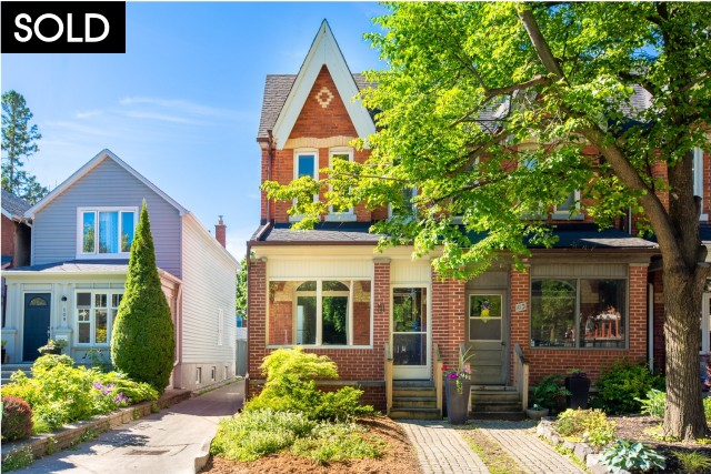 111 Fern Avenue, Toronto, Ontario (ID W4802066)