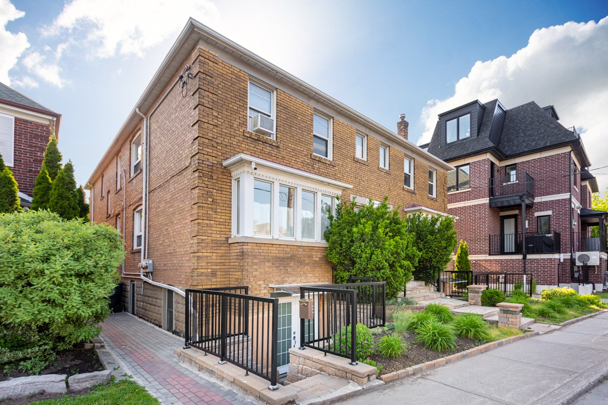 1234 Avenue Road Lower Unit 6, Toronto, Ontario (ID C5078475)