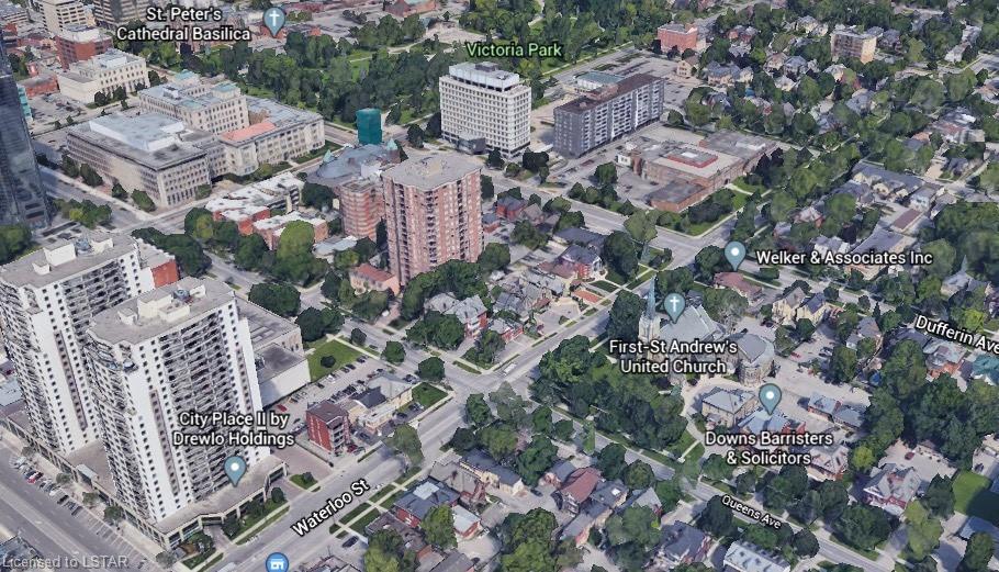430 WATERLOO Street, London, Ontario (ID 249436)